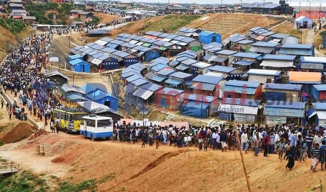 PBB hentikan rencana relokasi 100.000 Muslim Rohingya