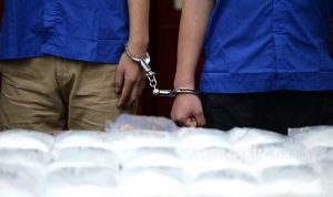 Thailand menyita 176 kg Narkoba yang akan Dikirim ke Jepang