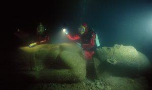 Penyelam temukan kota hilang yang terendam air selama 1500 tahun