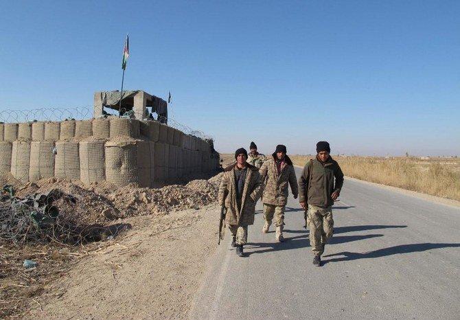 Taliban membunuh 10 tentara Afghanistan dalam serangan di pangkalan
