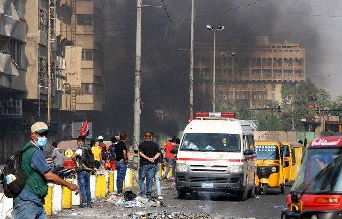 Bom mobil Tewaskan dua tentara di Irak Barat
