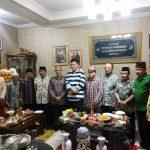 Raja Kerajaan Lampung Barat Kunjungi Kediaman Raja Gowa ke 38