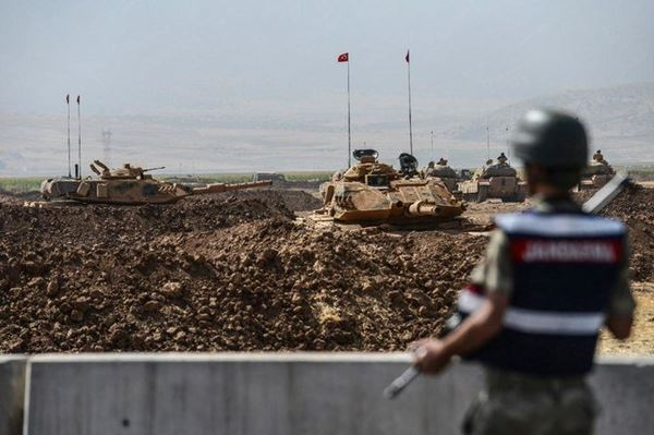 2 Tentara Turki terbunuh, 7 terluka saat menjinakkan bom