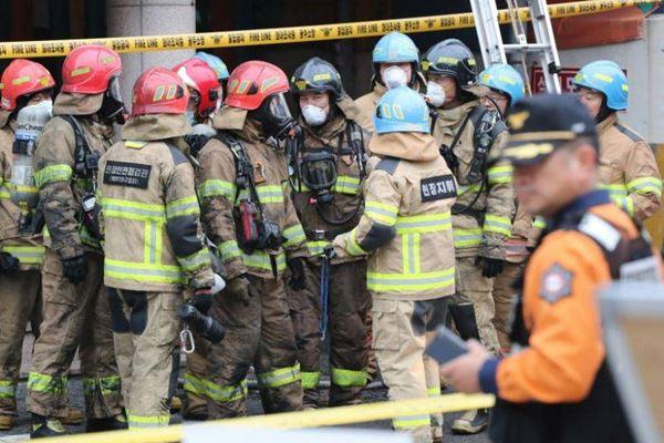 Pembakaran Hotel di Korea Selatan Tewaskan 2 Orang dan melukai 31 Lainnya