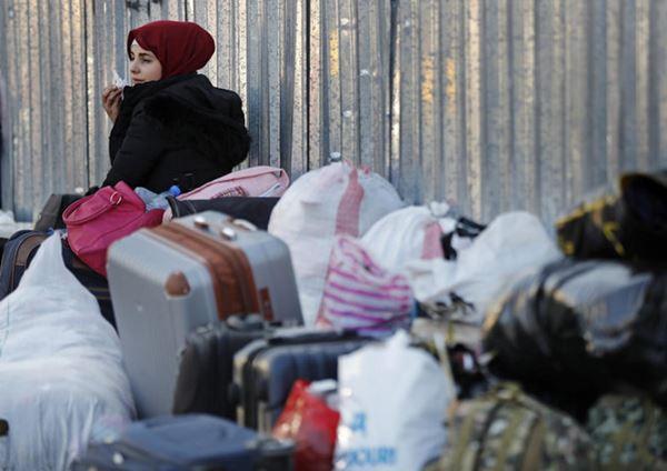 Ratusan pengungsi Perang Suriah di Libanon kembali ke rumah