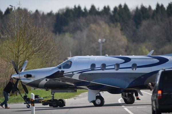 9 Tewas 3 luka-luka dalam kecelakaan pesawat di Dakota Selatan