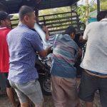 Usus Pengendara Motor di Bone Terburai usai Tabrakan dengan mobil Avanza