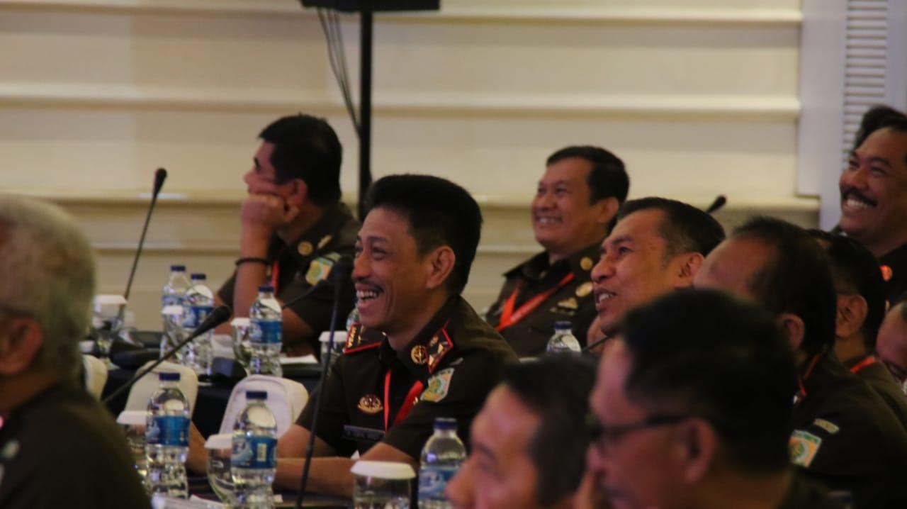 KAJATI SULUT hadiri RAKERNAS Kejaksaan RI TAHUN 2019