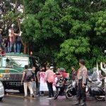 Peringati Hari Anti Korupsi Sedunia, ARMADA Gelar Unras di Depan Kantor Dinas PU Takalar