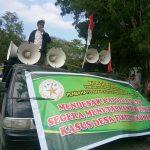 Konsorsium FP3S Desak Polda Sultra Segera Tetapkan Tersangka Desa Fiktif di Konawe