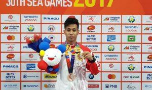 Personil Polda Sulsel Sabet Emas di Ajang Sea Games 2019 Filipina