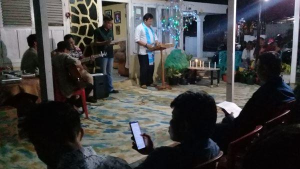 KMPA Tansa Sulut rayakan Pra-natal, Reynaldo: Menghayati keselamatan dari Tuhan