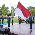 Lantamal VIII Laksanakan Upacara Peringatan Hari Bela Negara KE - 71 TAHUN 2019