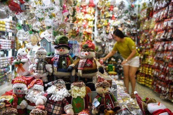 Kisah dua Pasar Natal