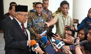 Ma'ruf Amin: Hukuman mati bisa menjadi pencegah Korupsi yang Efektif