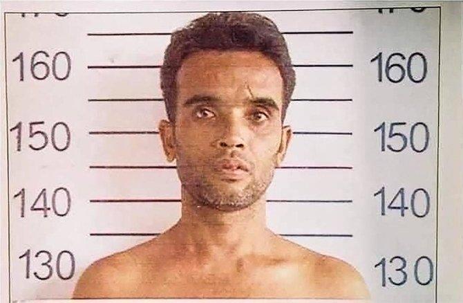Baru bebas, Pembunuh Berantai kembali di tangkap Usai kembali lakukan Pembunuhan