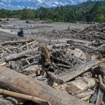 Dua tewas, 50 rumah tertutup lumpur saat banjir bandang melanda Sigi