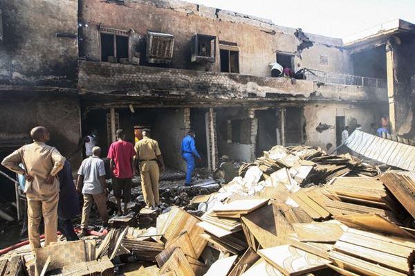 26 Tewas dalam kebakaran pabrik Sudan