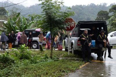 Tentara Thailand 'menyesal' membunuh tiga warga sipil Muslim yang sedang cari makan di hutan