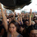 Thanathorn menyiapkan panggung untuk 'unjuk rasa nyata melawan kediktatoran' di Thailand