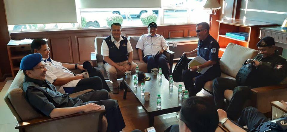 Kunjungan Menteri Perdagangan Dalam Negeri dan Hal Ehwal Pengguna Malaysia ke Wilayah Sebatik Indonesia