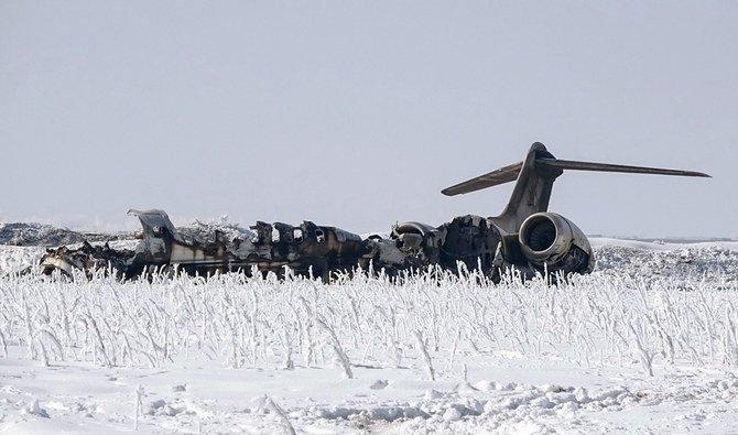 Pasukan Keamanan Afghanistan Gagal Mencapai Lokasi Jatuhnya Pesawat Militer AS