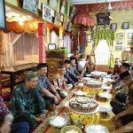 Raja Gowa Hadiri Dialog Budaya awal tahun di Balla Lompoa Marusu di Maros