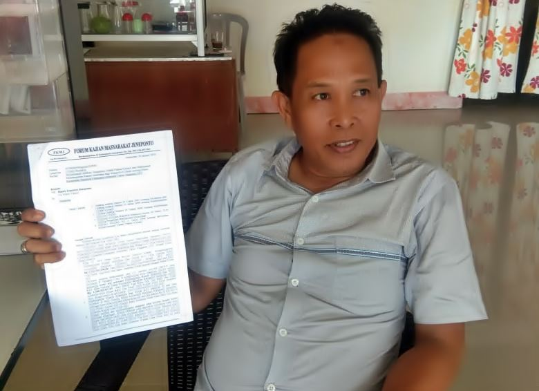 FKMJ akan Laporkan Dugaan Korupsi Pembangunan Rumah Sederhana KAT Desa Gunung Silanu Bangkala