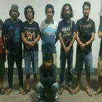 Unit Resmob Polres Bone Amankan Terduga Pelaku Pengeroyokan di Jalan Ahmad Yani