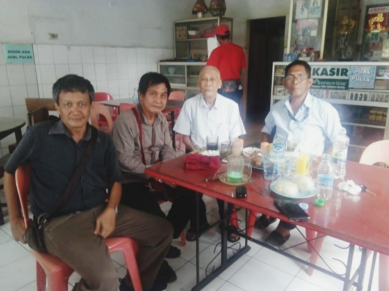Heng Teng Soan Mantan Redaktur The Daily Telegraf