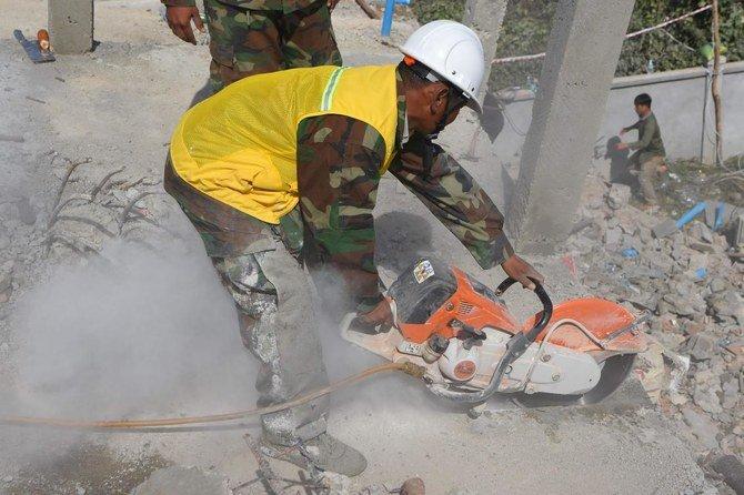 Bangunan Runtuh di Kamboja Tewaskan 36 Orang dan melukai 23 lainnya