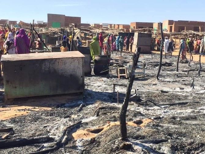 Pesawat militer jatuh setelah lepas landas dari Sudan Barat Tewaskan 20 Orang