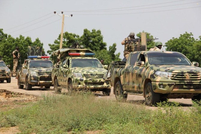 Tiga tentara Nigeria terbunuh dalam serangan Gerilyawan