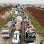 Kekerasan di Suriah barat laut menggusur 500.000 Penduduk dalam dua bulan