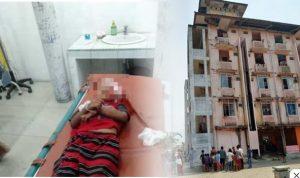 NAAS, Dua Bocah terjatuh dari Laintai 5 Rusunawa Saat Bermain