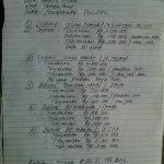 Gaji Kadus Bontoujung di Potong, Ini Keluhan para Kadus Lewat Pernyataan Tertulis