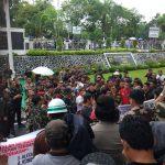 Kasus Korupsi Talud Pemecah Ombak Likupang Timur Tak Kunjung Tuntas, LMI Beraksi Di Kejati
