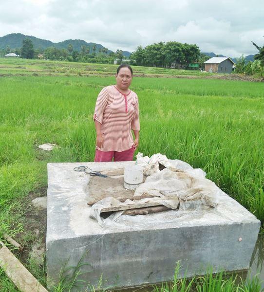 Program pengadaan sumur BOR di Desa Barana Disorot, Inspektorat Jeneponto diminta Periksa Bukti Fisik
