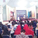 Bentuk Jihad Kaum Milenial, Sema FTIK IAIN Kendari Gelar Seminar Bela Negara