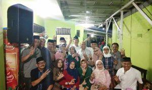 Alumni Ika Smaga SMAN 3 Makassar Angkatan 80 sampai 85 Hadiri Ta'zia ke 40 di rumah Anggota Komisi B DPRD Kota Makassar