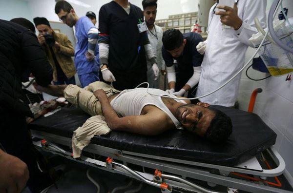 Tembakan Israel membunuh warga Palestina yang mencoba menanam bom di perbatasan Gaza