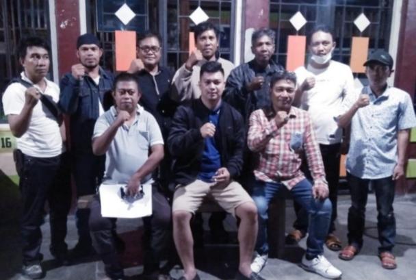 IMO Indonesia Hadir di Sultra, Secara Aklamasi Jefri Nahkodai Ketua DPW IMO Sultra