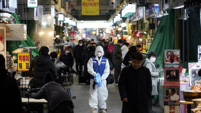 Korea Selatan Alokasikan dana darurat sebesar $ 9,8 miliar untuk memerangi Virus Corona