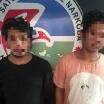Transaksi dan Pesta Sabu di rumah Kosong, Dua Pelaku diamankan Sat Narkoba Polres Bone