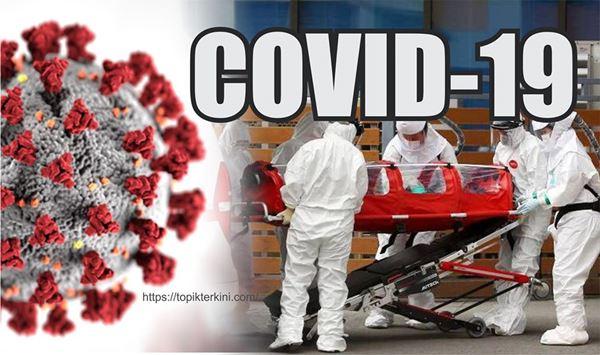 Update Virus Corona Hari ini Sabtu 11 April 2020