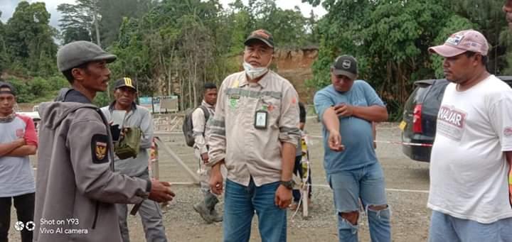 Diduga Persaingan Bisnis, Warga Pribumi di Usir Habis Pihak Perusahaan