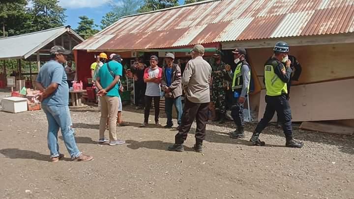 Petugas Keamanan PT IWIP Kembali Usir Warga Pribumi dilokasi Manegate