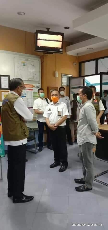 BBLK Makassar Tingkatkan Kemapuan Pemeriksaan Sampel COVID-19 300-350 Perhari