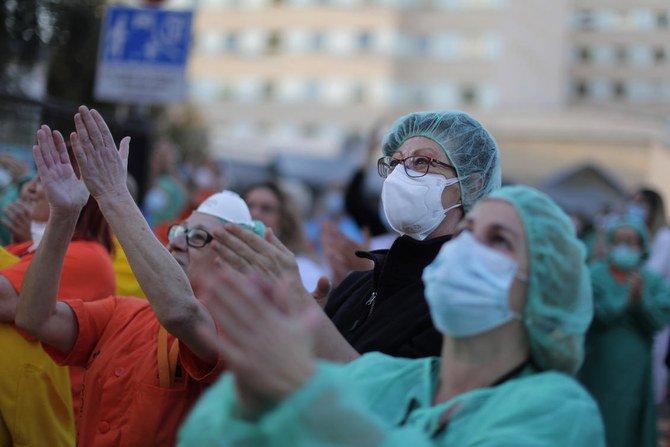 Korban meninggal akibat Virus Corona di Spanyol diatas 10 ribu