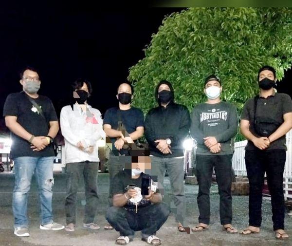 Hendak Kabur ke Kaltim, Residivis Curat di Bekuk di Pelabuhan Nusantara